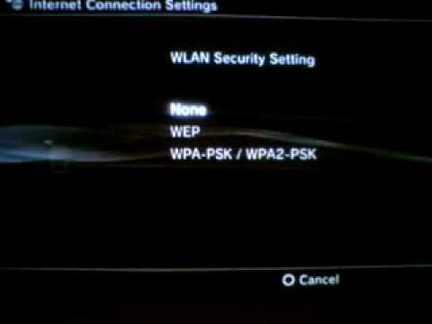 Best internet options for ps3 wireless