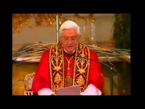 Benedetto XVI a Ratisbona: La musica e il canto sono essi stessi Liturgia