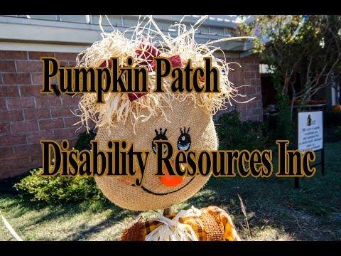 Disability Resources Inc: Pumpkin Patch