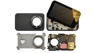 Разбираем экшн камеру Xiaomi MiJia 4K teardown