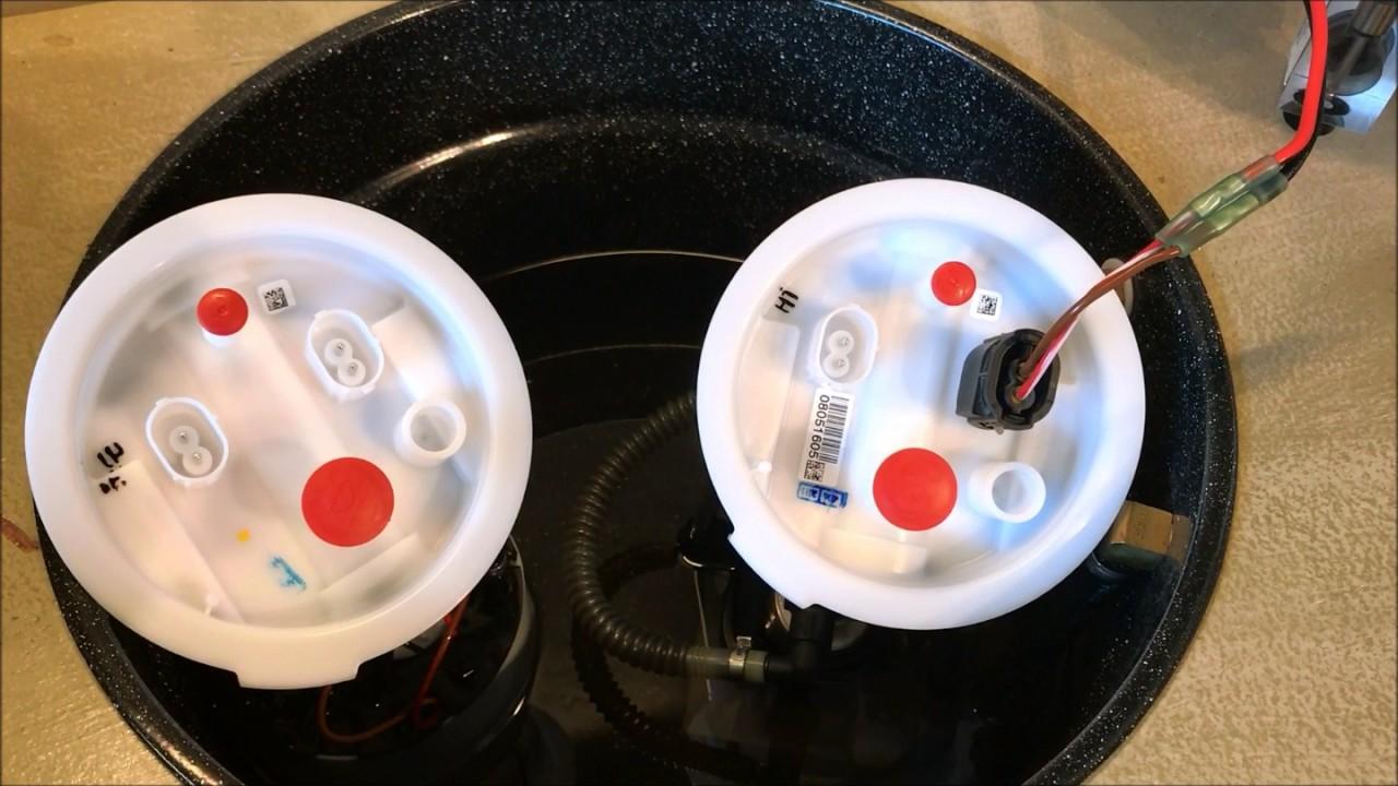 High pressure fuel pump replacement - N54Tech com