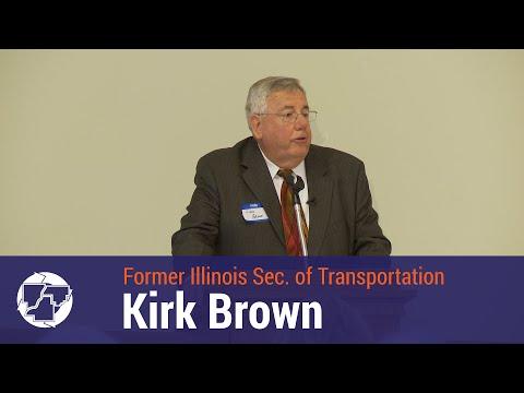 Kirk Brown | Transportation Funding Presentation | May 2, 2016