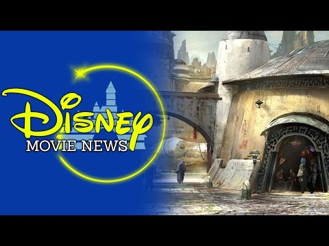 Cars 3 Intl. Poster, Last Jedi Teaser, & Star Wars Land Interactive Experience - Disney Movie News