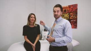 Le laser vasculaire VBeam pour traiter la rosacée et la couperose.