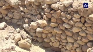 مقبرة باب الذراع التاريخية في الكرك