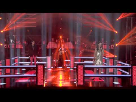 Agárdi Szilvia - Pál Dénes: Where the Wild Roses Grow - www.thevoice.hu