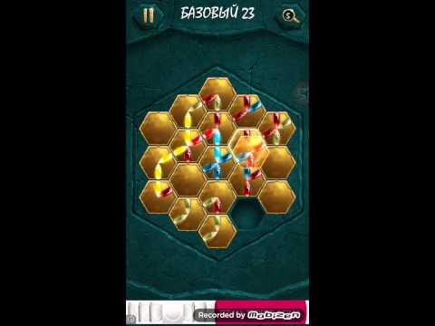 Crystalux 23 level, как пройти 23 уровень?