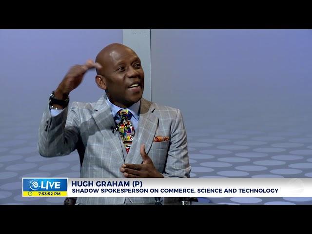 Hugh Graham Discusses the National Fiber-optic Communication | Opposition Tuesday | CVMTV