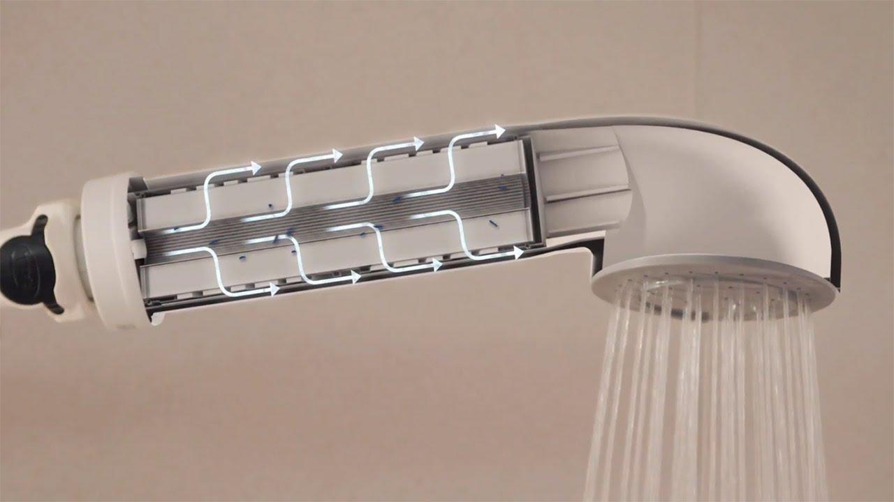 Pall Kleenpak™ tap & shower water filters - immediate barriers against waterborne bacteria