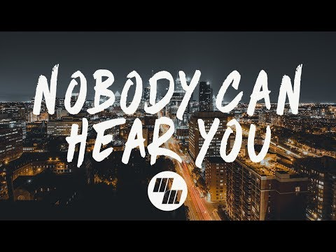 ALIUS - Nobody Can Hear You (Lyrics / Lyric Video) feat. Ariela Jacobs