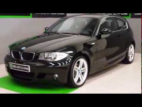 bmw serie1 118d 2 0 143cv pack m youtube. Black Bedroom Furniture Sets. Home Design Ideas