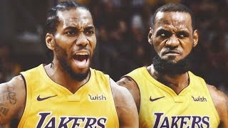 The Los Angeles Lakers Want To Sign More than Kawhi Leonard in NBA Free Agency and its scary...
