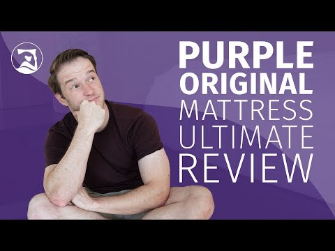 Original Purple Mattress Review + Casper Comparison (2018 UPDATE)