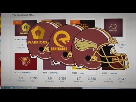 NFL, Oneida Native American Tribe to Discuss Washington Redskins Name Change