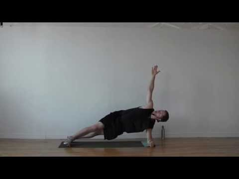 """Thread The Needle"" Home Exercise Routine"