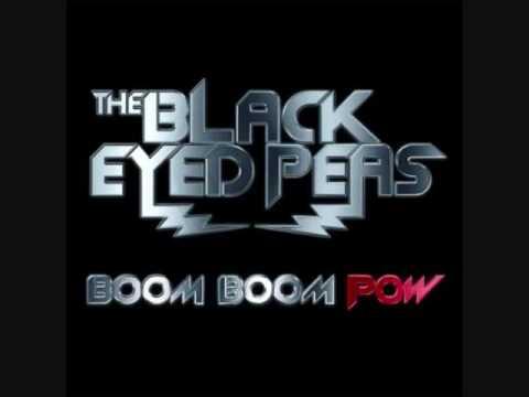 Black eyed peas the e. N. D boom boom pow (instrumental +.