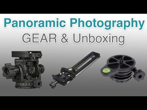 Panorama Photography Gear And Unboxing