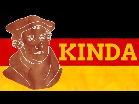 The Man Who Invented The German Language