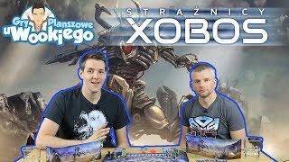 Strażnicy XOBOS  - strategia, taktyka, biomechaniczne stwory