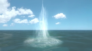 Water Splashes for Unity