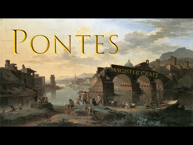 The Bridges of Ancient Rome - Latin
