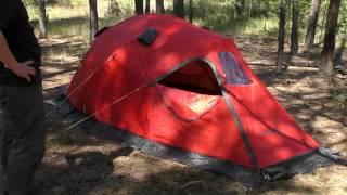 Штурмовая палатка hannah exped