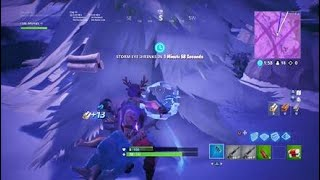 Visit Griant Candy Cane 2 Location / 14 days of Fortnite / Challenges (FREE REWARDS)