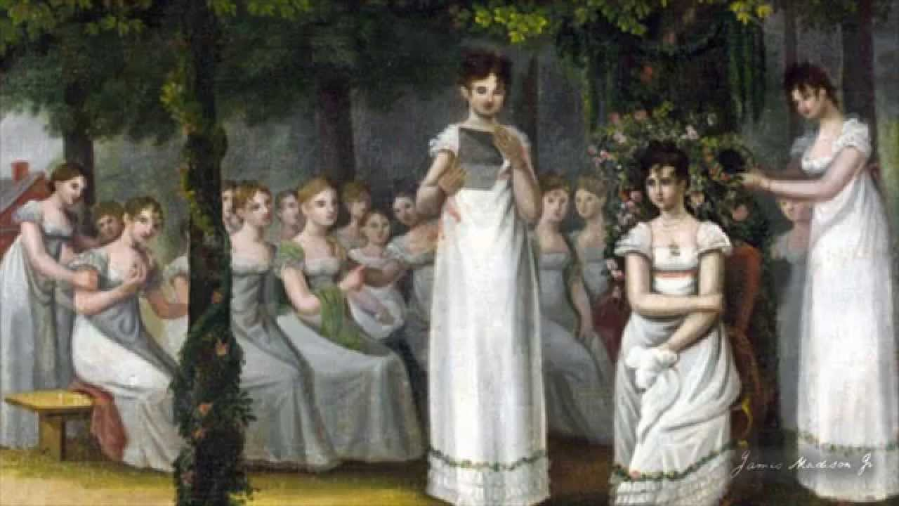 role of women in american revolution Women's rights after the american revolution women began to play a greater role in the public sphere by participating in the history of american women.