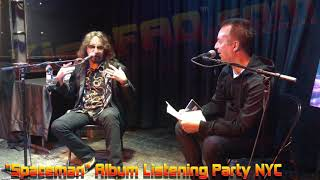 "Ace Frehley ""Spaceman"" Listening Party New York City"