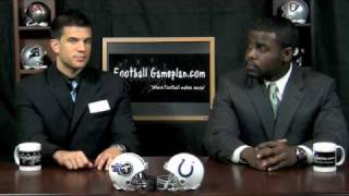 Football Gameplan's NFL Week 13 Predictions (Tennessee Titans at Indianapolis Colts)