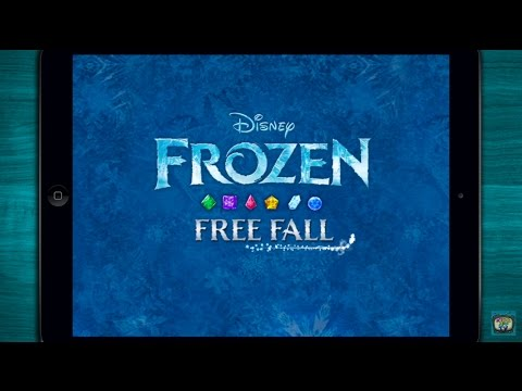 ❶ Disney Frozen Free Fall - Epic Puzzle Game/app - IPhone/iPad/Android