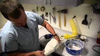 I AM NMCSD | Nate Jackson, Prosthetic Technician