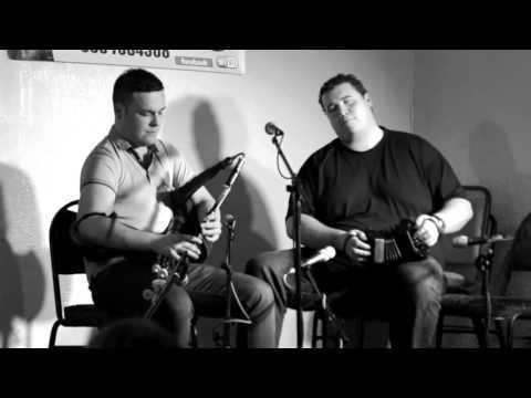 Slip Jigs: Liam O'Brien & Cian Talty, Concertina & Uilleann Pipes