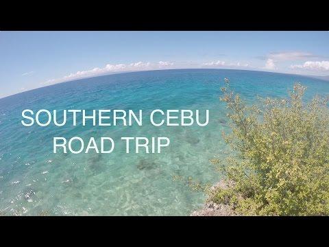 Road Trip - Southern Cebu