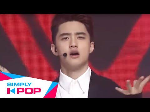 Simply K-Pop - EXO엑소  Growl으르렁