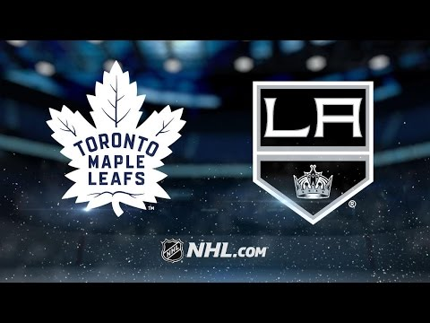 Kopitar, Kings rally to top Leafs in shootout, 3-2