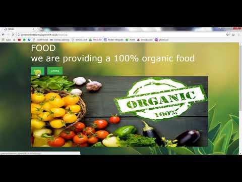 Green Online Store Servlet & JSP Website Project (Software Engineering)