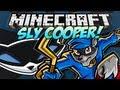 Minecraft sly cooper thievius raccoonis mod showcase 1 4 7 mp3