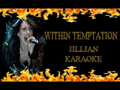 Within Temptation - Jillian (KARAOKE)