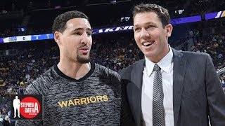 Lakers have to target Klay Thompson in free agency  Stephen A Smith Show