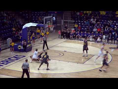Men's Basketball - Minnesota State Mankato Vs Winona State - 10th February 2018