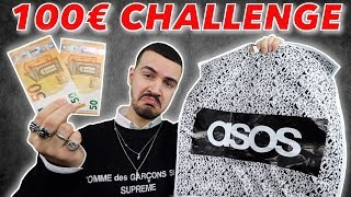 100€ ASOS OUTFIT CHALLENGE | Always Overdressed