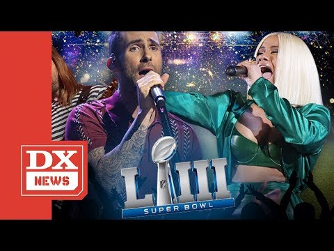 Cardi B Is Rumored To Want $1 Million Dollars For Superbowl Performance With Maroon 5 Mp3