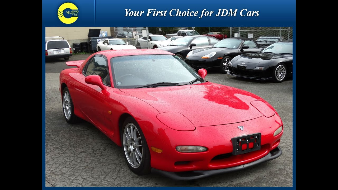 1997 mazda rx 7 fd type rs jdm twin turbo only 81k s for sale vancouver [ 1280 x 720 Pixel ]