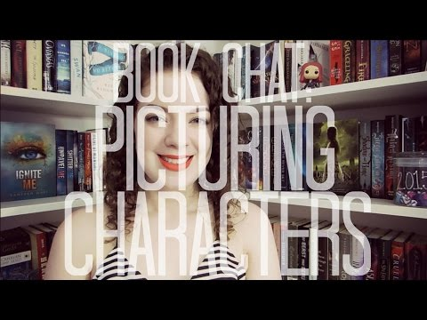 Picturing Characters | Book Chat