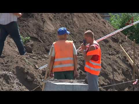 Телеканал «Дитинець»: Дорога на Шерстянку: 60% робіт будівельники вже виконали, завершити все планують на початку вересня
