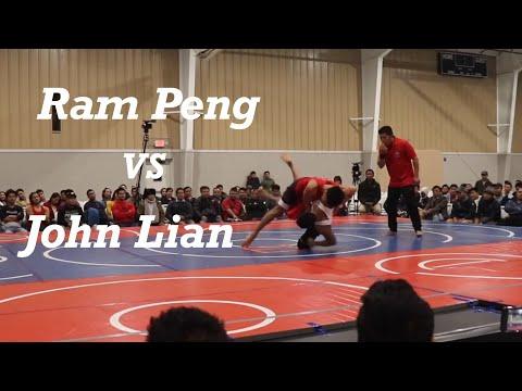 Laipaih- Ram Peng Vs John Lian    Middleweight Paih