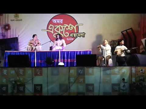 Lalon song singer SM Towhid Sarkar