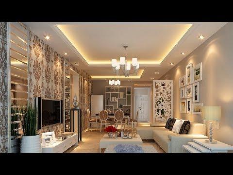 Latest Modern TV cabinet for bedroom/living room 2019(AS Royal Decor)