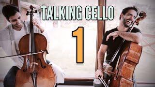 """Pablo Ferrández """"TALKING CELLO""""with Kian Soltani/Ep.1"""